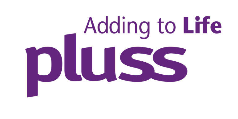 Pluss-logo-purple-text-on-white