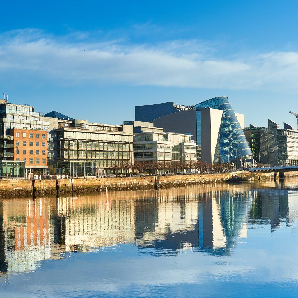 Dublin by day